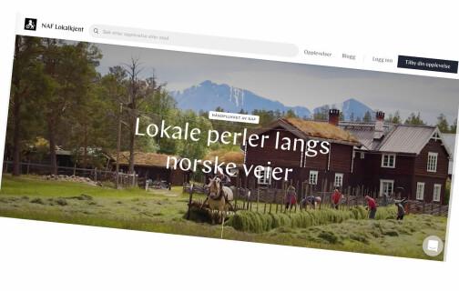 Bli lokalkjent med Veibokas digitale følgesvenn