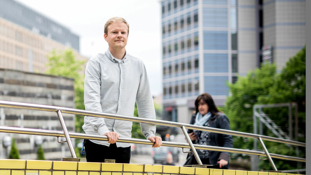 PRISEN FOR VEI: – Dagens system er en bukett med avgifter, med innbyrdes målkonflikter som vi har levd med en stund, sier TØI-forsker Askill Harkjerr Halse.