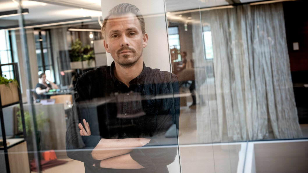 IKKE BÆREKRAFTIG: – Systemet med bompenger ikke er bærekraftig på sikt, verken i by eller distrikt, sier Geir S. Malmedal i NAF.