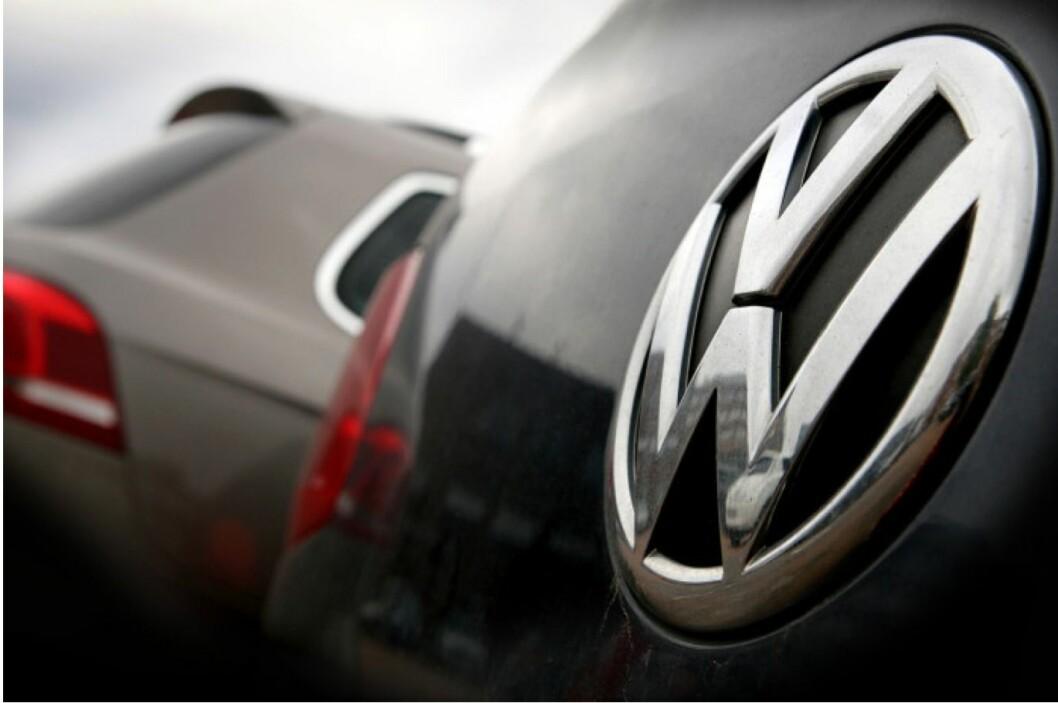 DIESELSKANDALEN: Fjerning av juksedingsen i VWs dieselmotor ga ingen negative utslag på utslipp eller forbruk viser NAF-test. Foto: NAF