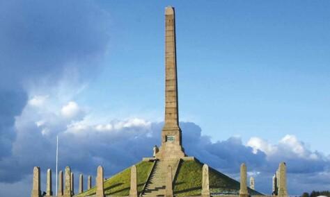 Blant gravhauger og gull i vikingkongenes rike