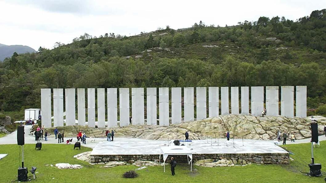 TUSENÅRSSTADEN: Gulatinget, her kommer du tett på historien, kunsten og naturen. Foto: Wikimedia