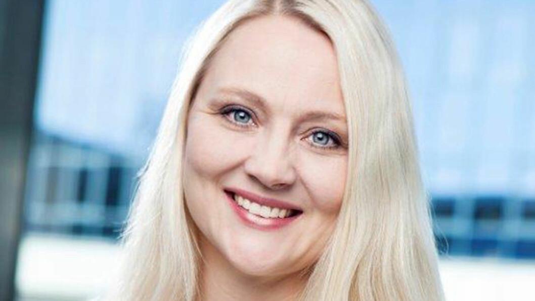 SVARER FOR VW: Kommunikasjonssjef Anita Svanes i Harald A. Møller.