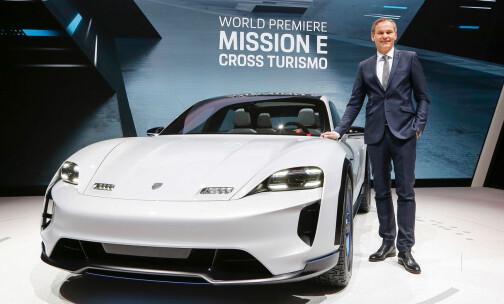 Tidenes raskeste Porsche har ledning