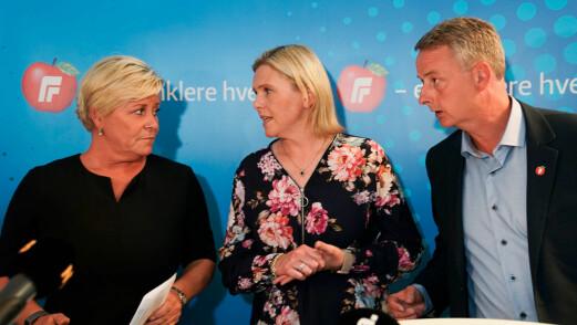 Full bompengesplid mellom Venstre og Frp truer regjeringen