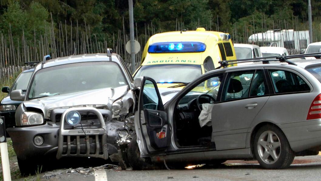 HÅPER PÅ NULL: Ulykkestallene hittil i 2019 forteller at Statens vegvesen kan nå sin målsetting om null trafikkdrepte allerede i år. Foto: Geir Olsen