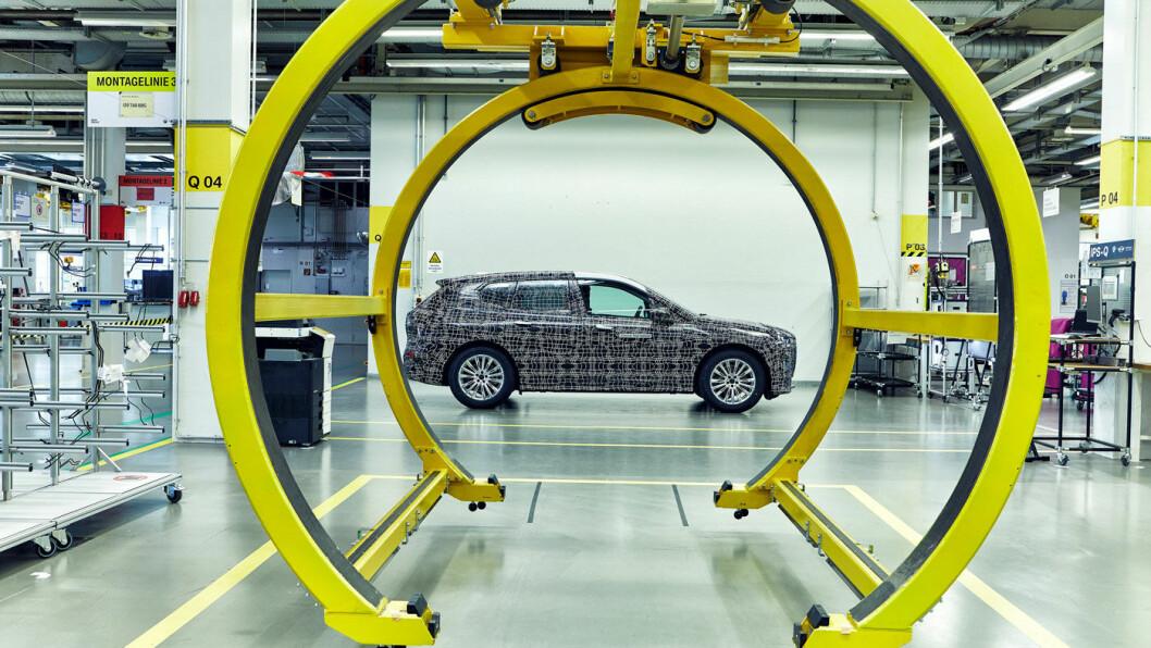 NYE GREIER: BMW sier selskapet utvikler helt nye digitale produksjonsverktøy i prosessen med iNEXT.