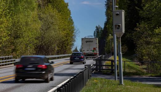 Norge gasser på, Sverige senker fartsgrensene
