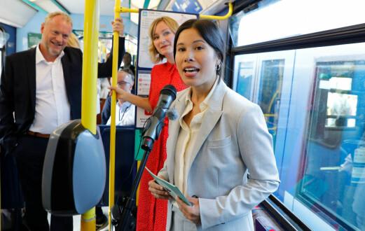 Uaktuelt for MDG å kutte i bompenger i Oslo