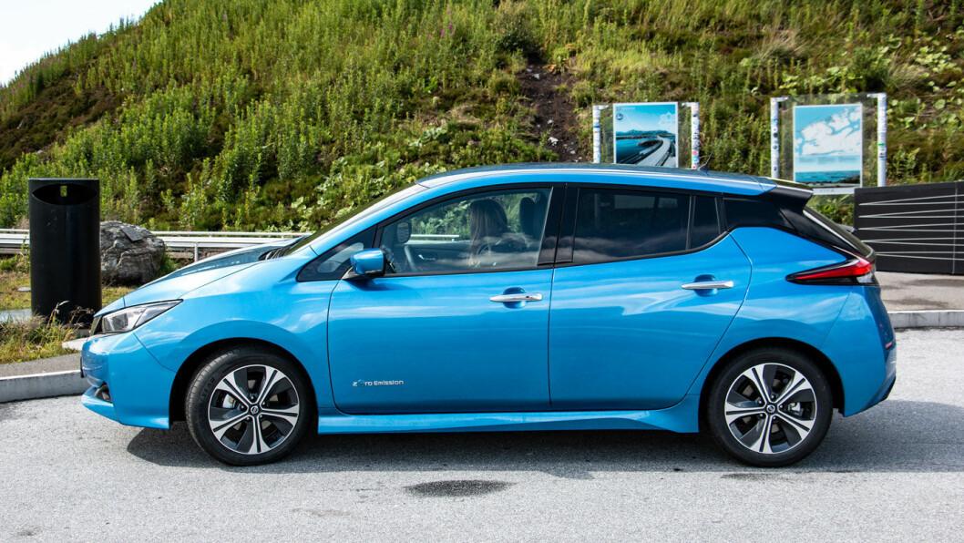 Nissan Leaf (40 kWt)
