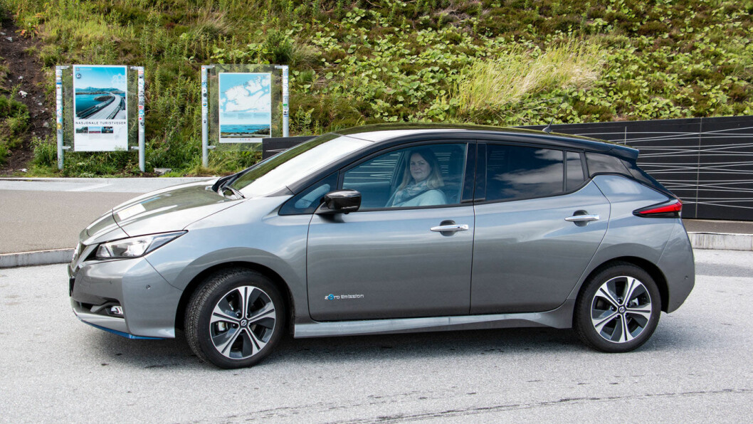 Nissan Leaf (62 kWt)