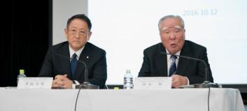 Toyota og Suzuki nærmer seg ekteskap