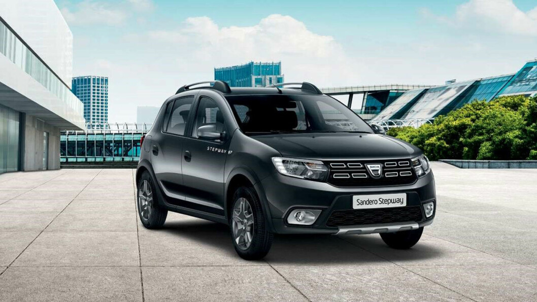 EN EUROPEISK DRØM: Rumenske Dacia solgte over 144.000 eksemplarer av sin Sandero i Europa i de første sju månedene av 2019. Foto: Renault Group