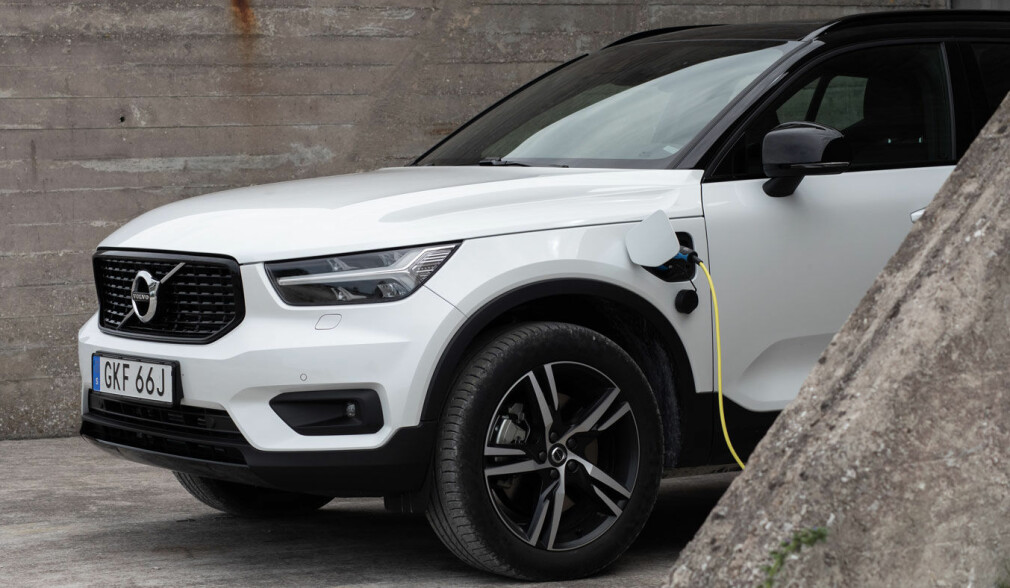 Titt-titt, her er Volvo'en du venter på!