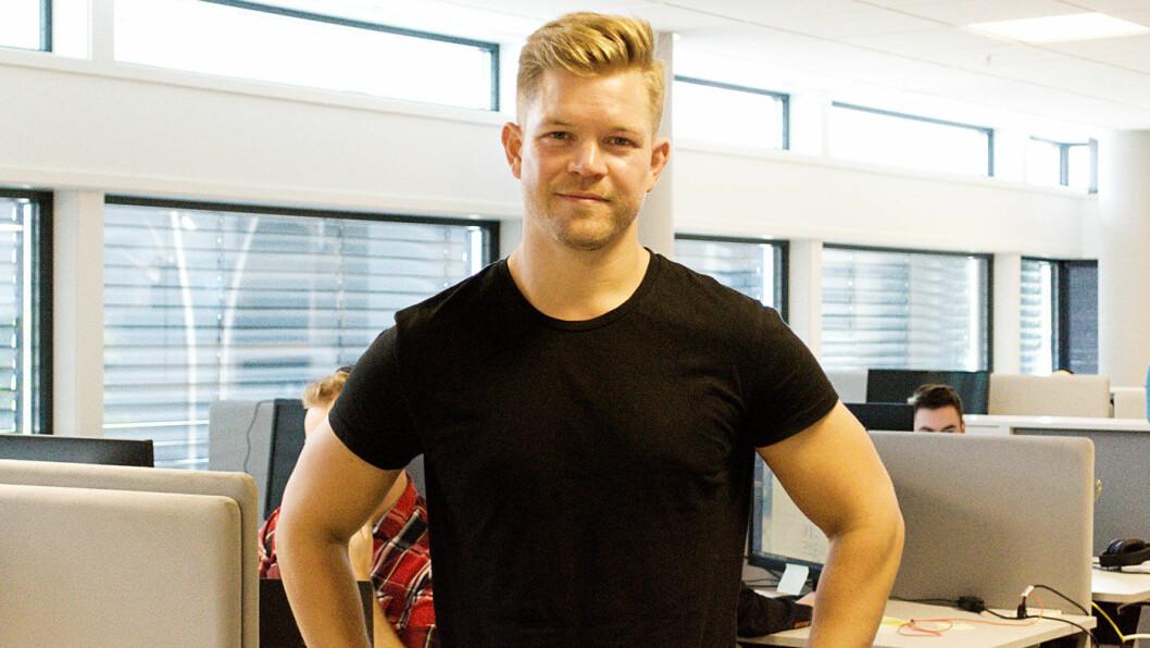 FØRSTE PUNKT: – Steg én er å se på tilbud og etterspørsel for nettopp din modell, sier Eirik Thorsen i Nettbil.no