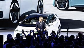 VW forbereder seg på milliardbot for utslipp