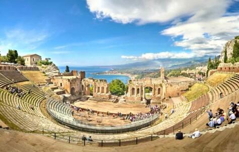 Vakre Sicilia er Italia på sitt mest eksotiske