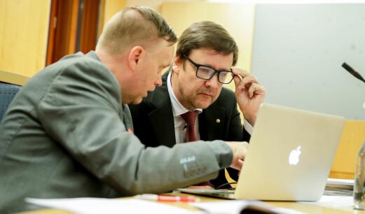 Bompengepartiet tilbrakte sin aller første valgdag i retten