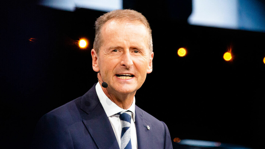 VW-SJEF: Herbert Diess