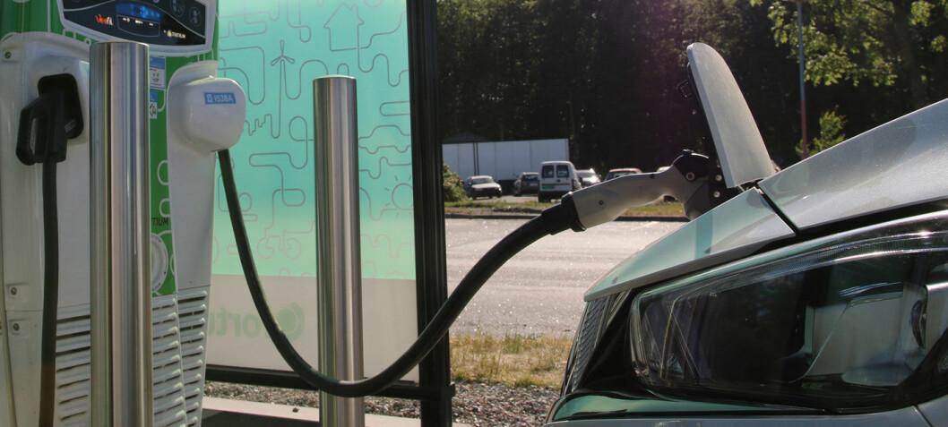 NAF ber ny regjering legge til rette for elbillading