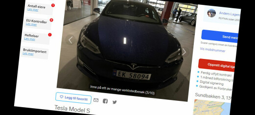 Ingen vil ha Teslaen med alle feilene