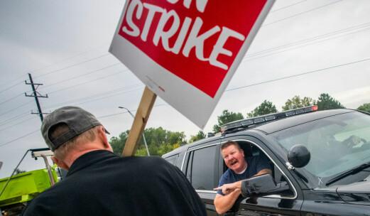 Storstreik i amerikansk bilindustri