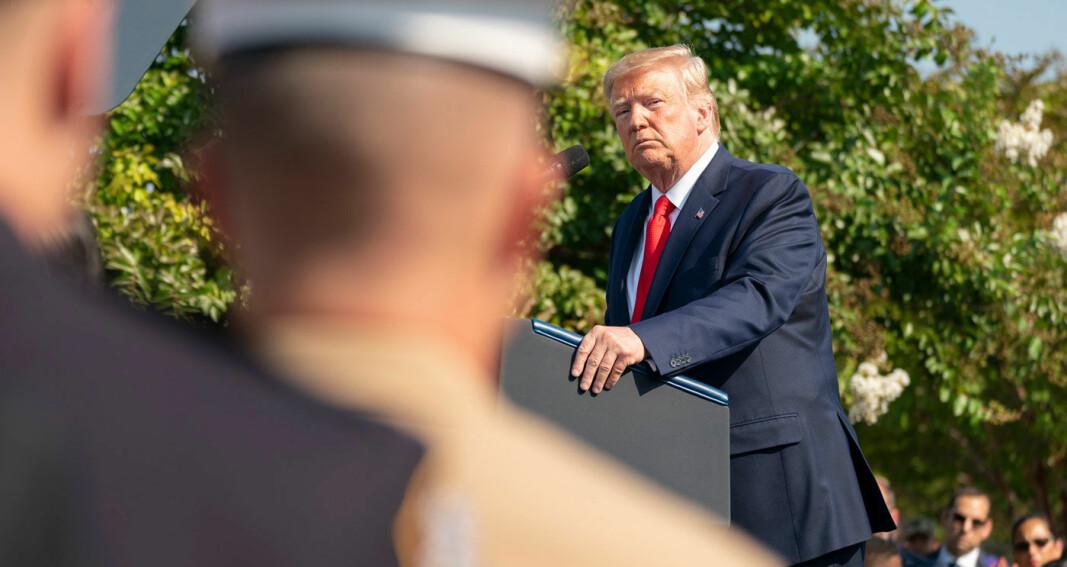 Trump og California styrer mot storkonflikt