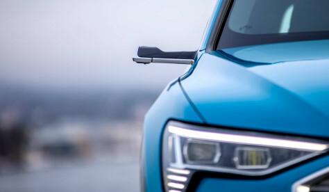 Vraker kameraspeil på ny el-SUV
