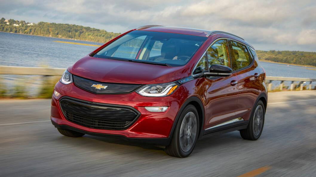 DYR: Chevrolet Bolt ble altfor dyr – og måtte selges til dumpingpris. Det kostet bilbutikken millioner.