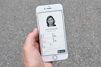Du må gi fra deg mobilen i politikontroll