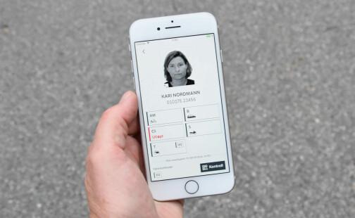 Enorm interesse for appen erstatter lappen