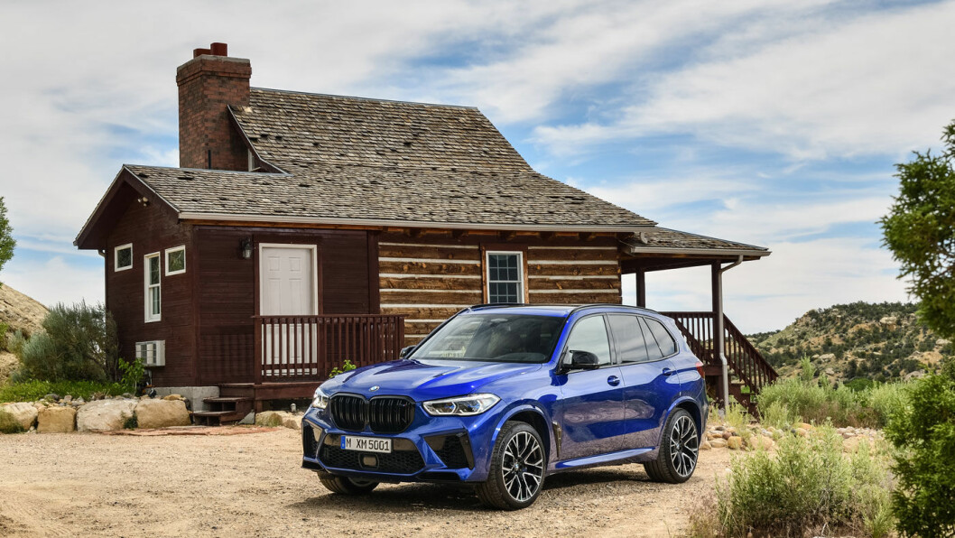 PRYDBIL: BMW X5 M.