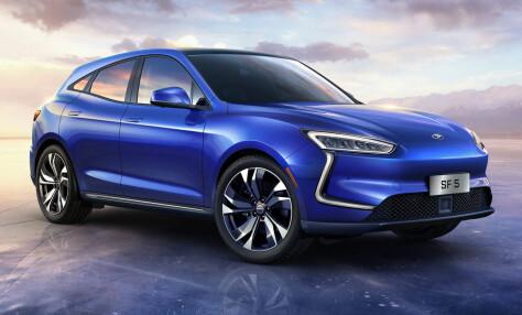Disse kinesiske elbilene kommer til sommeren