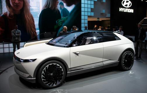 Gjør seg klar til neste generasjon elbil