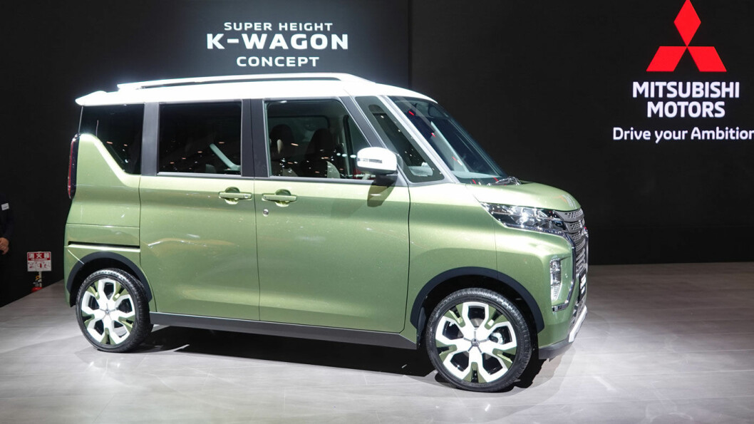 KONSEPT: Keimodellen K-Wagon.
