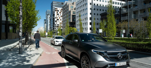 Tyske medier: – Mercedes EQC er en flopp
