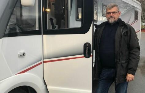 Kjell Sverre fikk bobilsjokk:«Trodde ikke mine egne øyne»