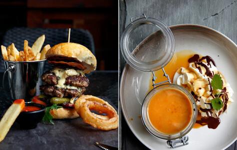 Her er 25 gode spisesteder for deg som skal langs veien