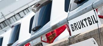 ØNSKES KJØPT: Brukte dieselbiler! (helst SUV eller stasjonsvogn)