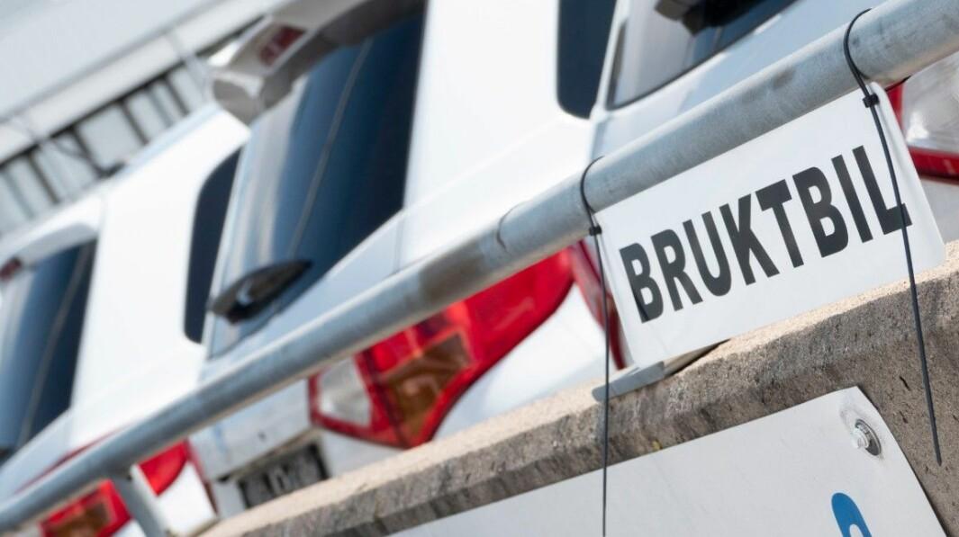 FIKK HEVET KJØPET: Bruktbilfirmaet ville ikke ta tilbake bilen, men tapte i retten.