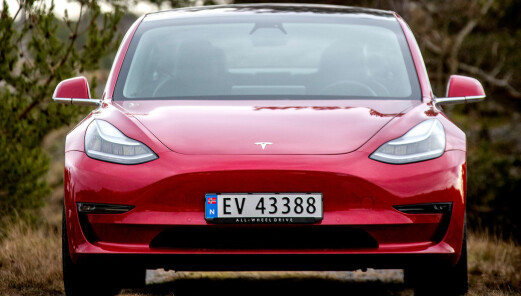 Kraftig endring i antall Tesla-klager