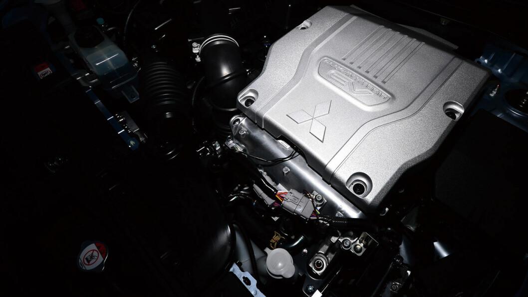 HAVARERTE: Tre måneder etter at mannen kjøpte en sju år gammel Mitsubishi Outlander, havarerte motoren. Siden har det vært strid om hvem som har garantiansvaret.