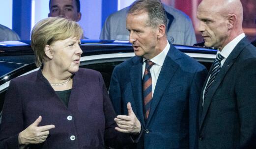 Tyskerne vraker norsk linje i elbil-politikken