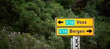 Dette er Norges 10 verste veier