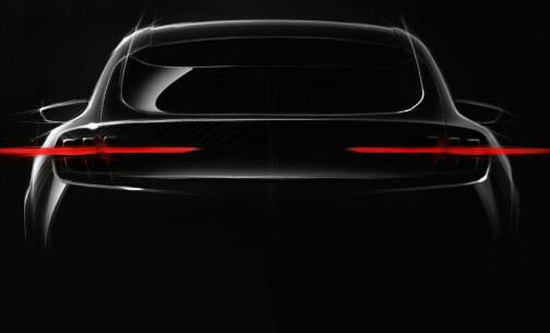 Og navnet er…: Mustang Mach-E