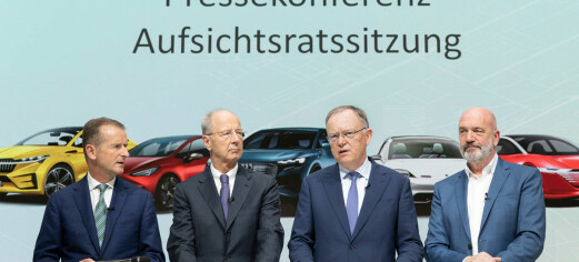 VW øker elbil-investeringene