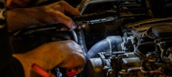 «Fabrikkny» motor var slett ikke ny
