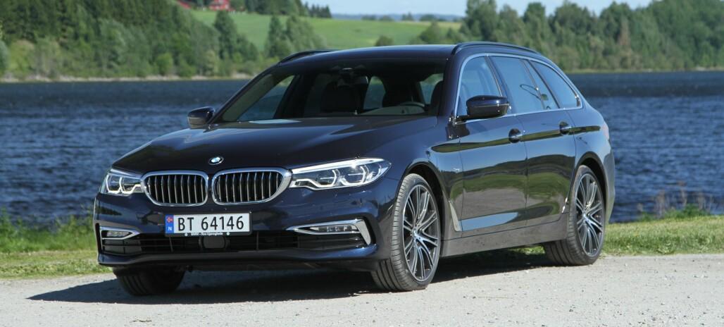 Drøyt 5000 norske BMW'er blir tilbakekalt