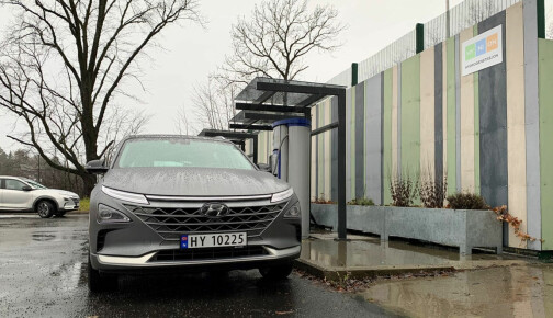Nå kan hydrogen-bilistene kjøre igjen