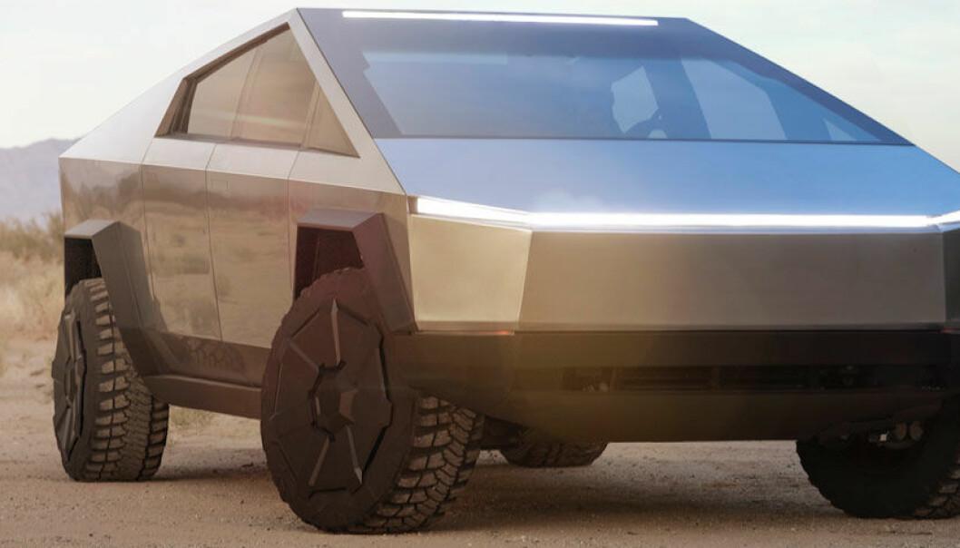 Denne bilen slår alle Teslas rekorder
